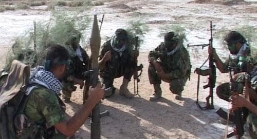 مقاتلون من حزب الله العراق (خاص الأخبار)
