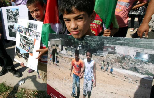 أطفال نهر البارد ضحيّة لعبة أمنيّة (أرشيف ــ بلال جاويش)