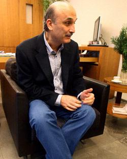 سمير جعجع (أرشيف ــ هيثم الموسوي)