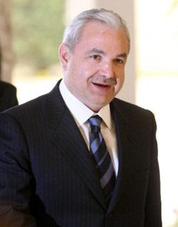 وزير الدفاع الياس المر (أرشيف ــ مروان طحطح)