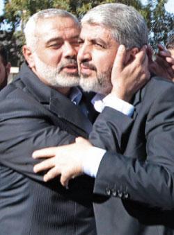 قرار إيران وحزب الله واضح بضرورة احتواء حماس وعدم تركها للمجهول (أرشيف)