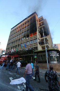 الانتحاري السعودي رشا عاملاً سودانياً في الفندق بمئتي دولار (مروان طحطح)