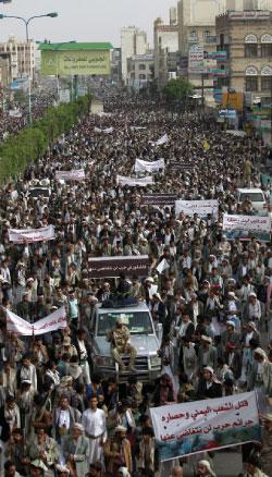اقتراح قوة جنوبية بقيادة علي ناصر محمد والحوثيون يرفضون لقاء البيض (الاناضول)