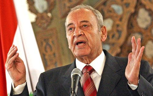 بري: انتخابات الرئاسة ممر إجباري للخروج من الأزمة (هيثم الموسوي ــ ارشيف)