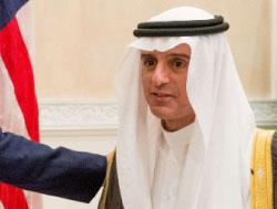 وزير الخارجية السعودي عادل الجبير (أ ف ب)