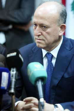 البطريرك لا يصغي حالياً الا لمستشاره وليد غياض والنائب السابق فارس سعيد (مروان بوحيدر)