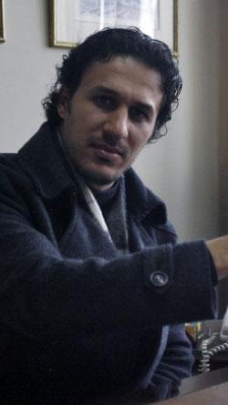 الزميل  محمد نزال (مروان بوحيدر)