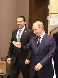 لم يترجم أي من المسؤولين اللبنانيين  للروس كيفية تطبيق نوايا التعاون (دالاتي ونهرا)