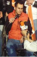 الحويّك يتحدث الى الصحافة