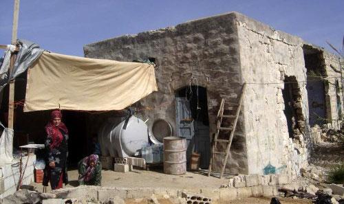 منزل آل الصباغ في وسط بنت جبيل
