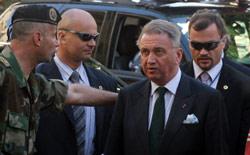 سوّق لارسن لنفسه كمرشّح لمنصب الأمين العام للأمم المتحدة خلفاً لأنان (أرشيف ــ هيثم الموسوي)
