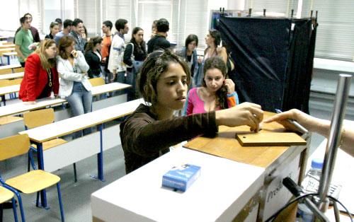 ذيول الانتخابات لم تنتهِ في «اليسوعية» (أرشيف)