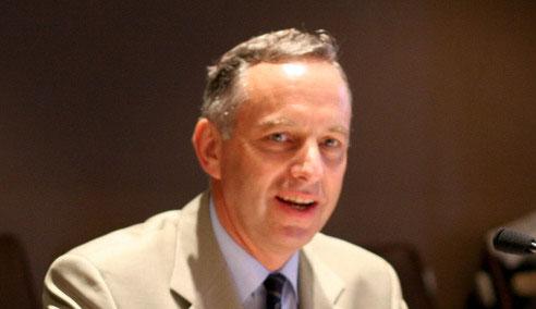 رئيس الدائرة القانونية في الأمم المتحدة نيكولا ميشال (أرشيف)