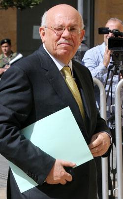 درباس: في مراحل معينة كان هناك توتر بين الدولة والمفوضية (مروان بوحيدر)