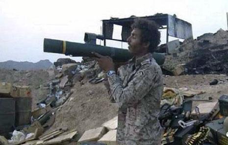 أسلحة اسبانية استولت عليها «اللجان» اليمنية