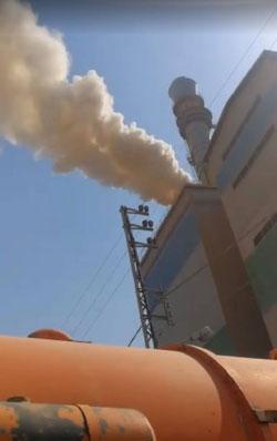 انبعاثات الفيلتر الجديد