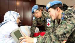 الجنود المختارون يتفوقون على آلاف المتقدمين في اختبار الكفاءات والقدرات (أرشيف ــ حسن بحسون)