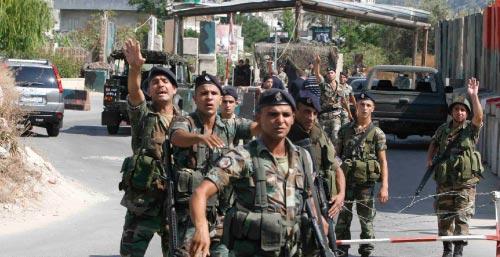 انتشار الجيش في الاوزاعي جنب توسّع المشاكل (أرشيف)