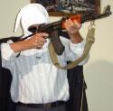 وتيرة السلب المسلح تشبه آلية البورصة (أرشيف)