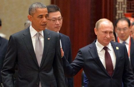 سرعان ما وصفت الصحافة الأطلسية نهج بوتين بـ«السلطوي» (أرشيف)