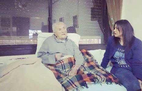 خلال المقابلة مع بسام الشكعة (الأخبار)
