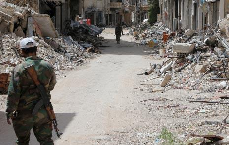 الجيش السوري والحلفاء سيخفضون وجودهم في المنطقة (هيثم الموسوي)
