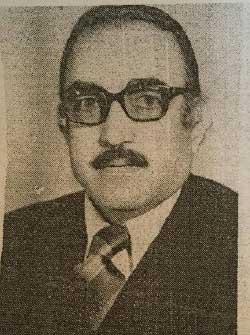 رئيس روابط القرى مصطفى دودين