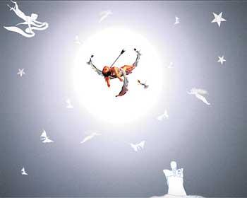 الملاك المطعون (لارا بلدي)