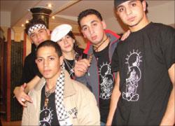 فرقة «جي.تاون»: الجيل الذي ولد مع الانتفاضة الأولى تجمعه ثقافة الراب