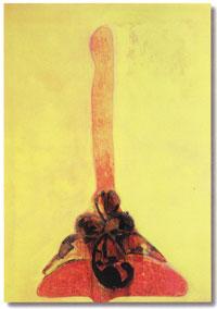 «أربعون دقيقة من الفراغ» (زيت على قماش، 120 x 150 سنتم)