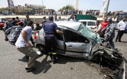 الحادث المروّع على طريق المطار (مروان طحطح)