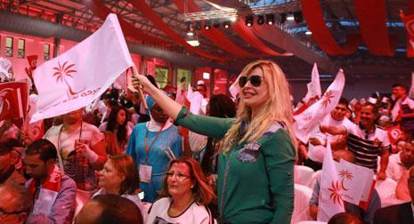 استقالات في صفوف «نداء تونس» قبل الانتخابات(الأناضول)