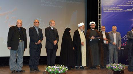 أكد المؤتمر استمرار الدعم للقضايا الفلسطينية الرئيسية وقطاع غزة (عبدالرحمن أبو حسنة)
