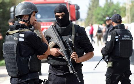 سجلت قوات الأمن الداخلي تقدماً في مواجهة الإرهاب (أرشيف)