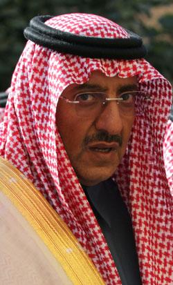 بقي محمد بن نايف في منصبه وزيراً للداخلية (أ ف ب)