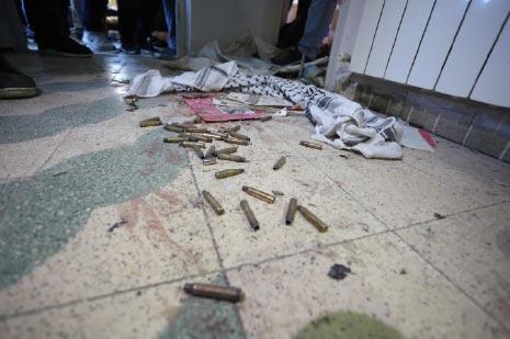 استُشهد الأعرج عقب خوضه اشتباكاً مسلحاً مع قوات الاحتلال (الأناضول)