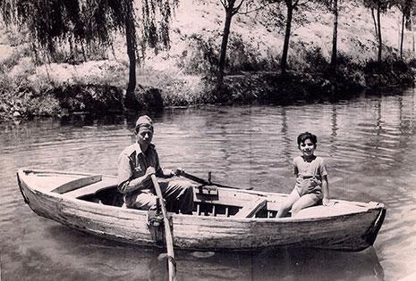 مدينة يبرود ــ صيف 1954