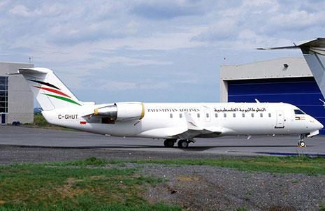 طائرة الرئاسة القديمة