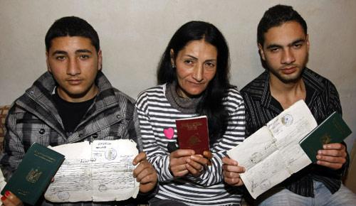 أسفت حملة «جنسيتي» للحكم القضائي برد دعوى سويدان (أ ف ب)
