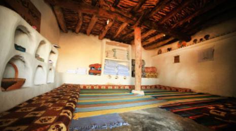 مشروع الاكواخ اعاد وضع البيوت على الخارطة السياحية