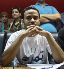 كتب محمود بدر قبل ساعات على فايسبوك: «شكراً لشعب مصر»