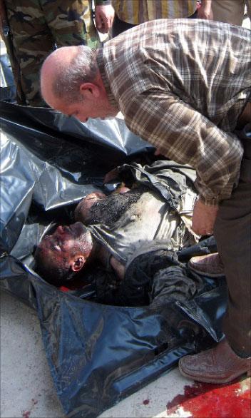 انخفاض العنف في العراق؟ (أ ف ب)