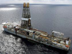 التنقيب عن النفط في قبالة شواطئ لويزيانا (ألكس براندون ــ أ ب)