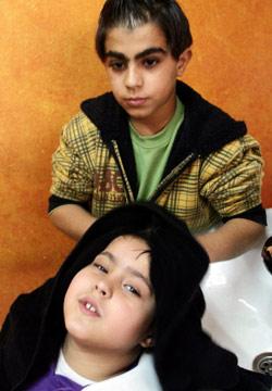 سبع سنوات لم يستطع محمد بنهايتها التمييز بين الارقام والحروف