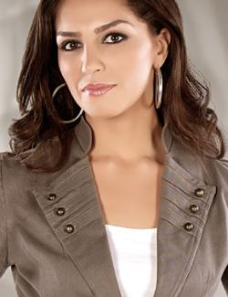 تطل دينا عبد الرحمن في برنامج «اليوم» على قناة «التحرير»