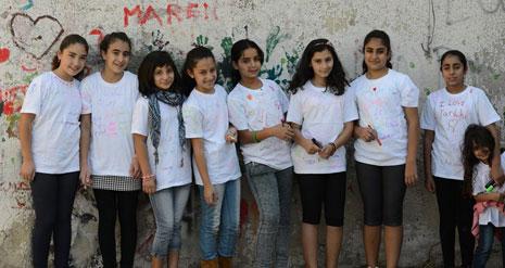 من فعاليات إحياء ذكرى صمود ترشيحا (باسل طنوس)