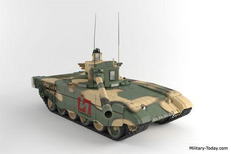 """تصميم فنّي غربي يحاول التنبّؤ بشكل الـ""""آرماتا"""" (لكن التصميم الفعلي للدبابة سيكون مختلفاً) (الأخبار)"""
