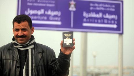 لا تبدو خطوة الميناء البحري سوى لفتة رمزية إلى معاناة غزة (آي بي ايه)