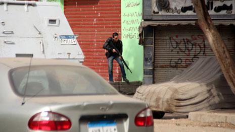 أعلن وزير الداخلية إلقاء القبض على أكثر من 500 من أنصار جماعة الإخوان المسلمين (آي بي ايه)