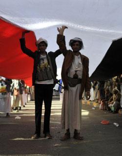 السعوديون شجعوا هادي على التلكّؤ والمماطلة في استيعاب «أنصار الله» في مؤسسات الحكم (الأناضول)